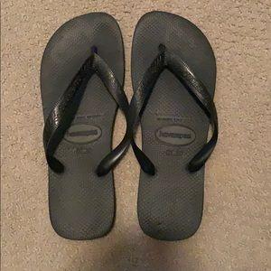 Havaianas Black Flip flops